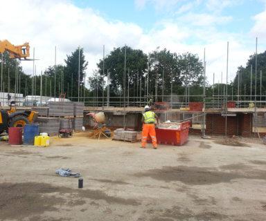 JC Buchanan - Building Development - Foxleigh Grange - Surrey Hampshire West Sussex