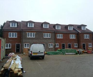 JC Buchanan - Commercial Building - Foxleigh Grange - Surrey Hampshire West Sussex