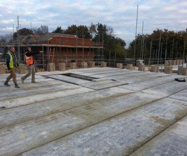 JC Buchanan - Commercial New Building - Foxleigh Grange - Surrey Hampshire West Sussex