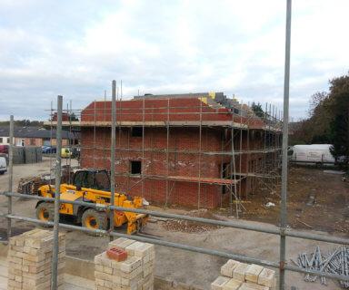 JC Buchanan - Commercial New Development - Foxleigh Grange - Surrey Hampshire West Sussex