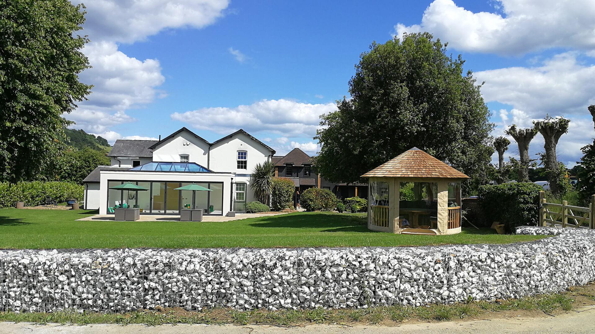 JC Buchanan - Building Refurbishment and Fit Out Commercial - Surrey Hampshire West Sussex